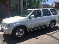 Picture of 1998 INFINITI QX4 4WD, exterior, gallery_worthy