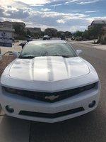 Picture of 2013 Chevrolet Camaro LS, exterior