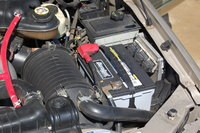 Picture of 2004 Ford Excursion Limited 4WD, engine