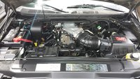 Picture of 2004 Ford F-150 SVT Lightning 2 Dr Supercharged Standard Cab Stepside SB, engine, gallery_worthy