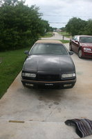 Picture of 1995 Chrysler Le Baron GTC Convertible, exterior