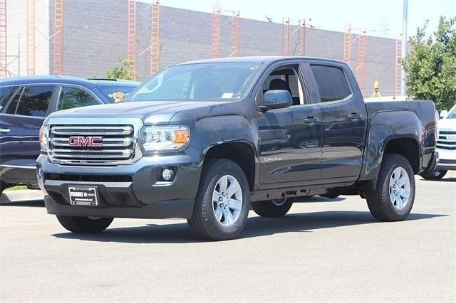 Picture of 2017 GMC Canyon SLT Crew Cab, exterior, gallery_worthy