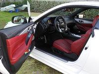 Picture of 2017 INFINITI Q60 Red Sport 400, interior