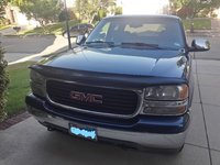 Picture of 2001 GMC Sierra 1500 SLE Extended Cab SB, exterior