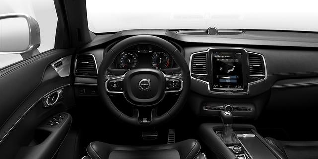 2017 Volvo Xc90 Interior Pictures Cargurus