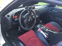 Picture of 2016 Nissan 370Z NISMO Tech, interior