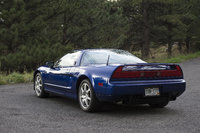 Picture of 1997 Acura NSX T Coupe, exterior