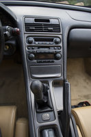 Picture of 1997 Acura NSX T Coupe, interior