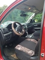 Picture of 2016 Toyota Tundra SR5 CrewMax 5.7L 4WD, interior