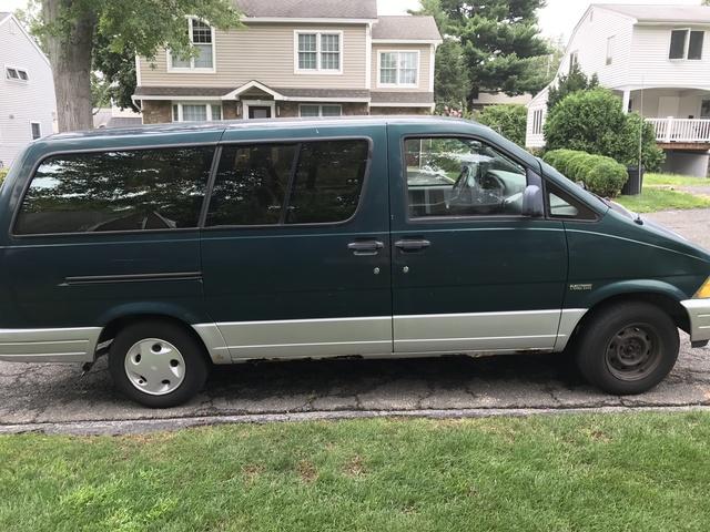 Picture of 1995 Ford Aerostar 3 Dr XLT AWD Passenger Van Extended