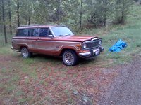 Picture of 1984 Jeep Grand Wagoneer 4 Dr STD 4WD SUV, exterior, gallery_worthy