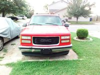 Picture of 1999 GMC Yukon SLE, exterior