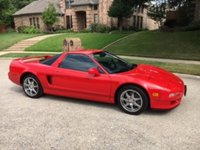 Picture of 1996 Acura NSX T Coupe, exterior