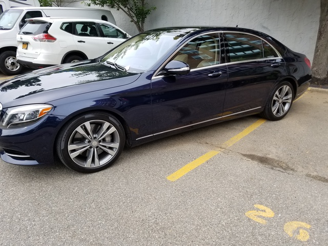 Picture of 2016 Mercedes-Benz S-Class S 550 4MATIC