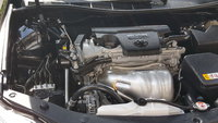 Picture of 2017 Toyota Camry SE, engine