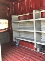 Picture of 2016 Nissan NV Cargo 2500 HD S with High Roof, interior