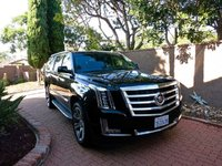 Picture of 2015 Cadillac Escalade ESV Luxury, exterior