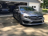 Picture of 2014 Mercedes-Benz CLA-Class CLA 45 AMG, exterior