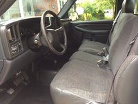 Picture of 2000 Chevrolet C/K 2500 LS Standard Cab LB 4WD, interior, gallery_worthy