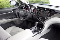 Cabin of the 2018 Toyota Camry, interior, gallery_worthy