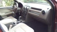 Picture of 2008 Ford Taurus X SEL, interior