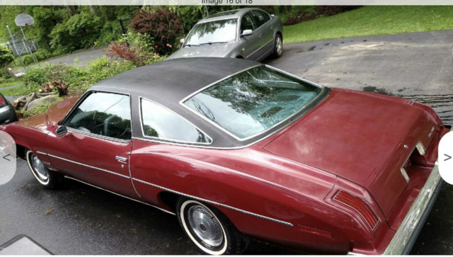 Picture of 1974 Pontiac Le Mans