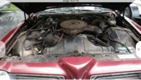 Picture of 1974 Pontiac Le Mans, engine, gallery_worthy
