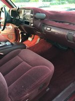 Picture of 1995 Chevrolet C/K 2500 Silverado Extended Cab LB HD, interior
