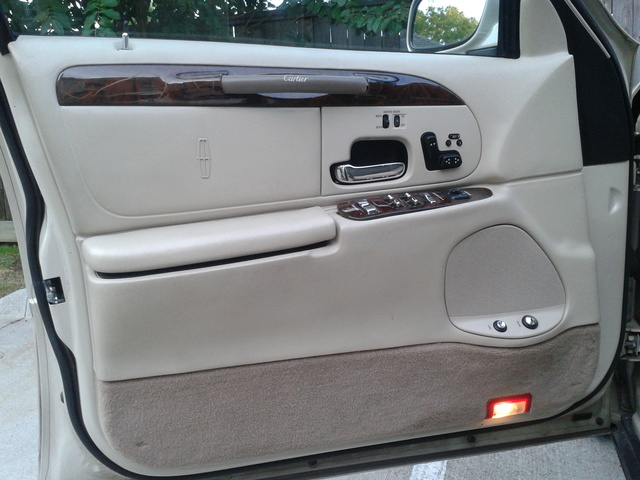 2000 Lincoln Town Car Interior Pictures Cargurus