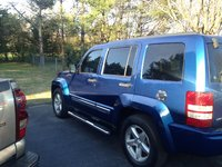 Picture of 2009 Jeep Liberty Limited, exterior