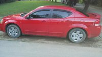 Picture of 2009 Dodge Avenger R/T FWD, exterior, gallery_worthy