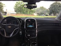 Picture of 2016 Chevrolet Malibu LT, interior
