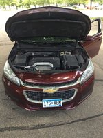 Picture of 2016 Chevrolet Malibu LT, engine