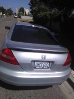 Picture of 2004 Honda Accord Coupe EX V6 w/ Nav, exterior