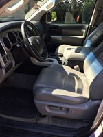 Picture of 2008 Toyota Sequoia SR5 5.7L 4WD, interior