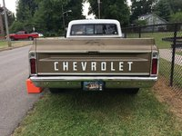 1970 Chevrolet C/K 20 Overview