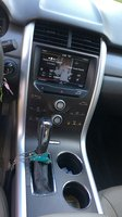 Picture of 2014 Ford Edge SEL, interior