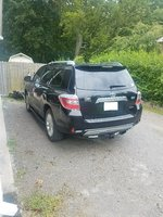 Picture of 2008 Toyota Highlander Hybrid Limited, exterior