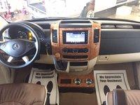 Picture of 2017 Mercedes-Benz Sprinter Cargo 3500 144 V6 Standard Roof, interior