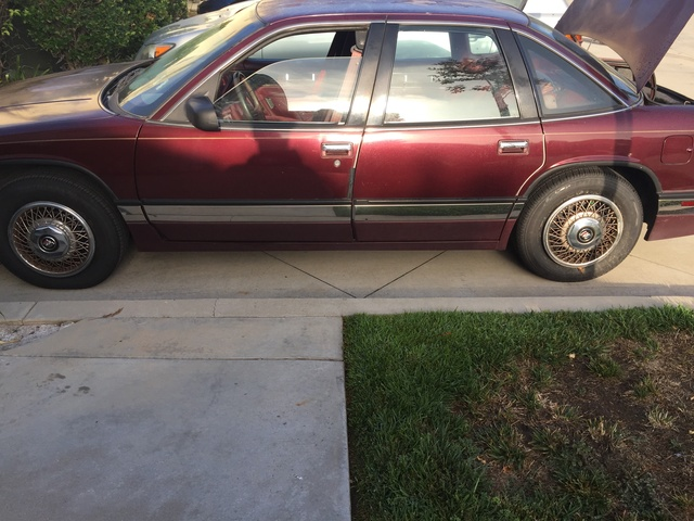 Picture of 1992 Buick Regal Limited Sedan FWD