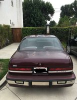 Picture of 1992 Buick Regal 4 Dr Limited Sedan, exterior