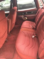Picture of 1992 Buick Regal 4 Dr Limited Sedan, interior