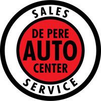 De Pere Auto Center logo