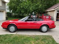 Picture of 1990 Cadillac Allante FWD, exterior, gallery_worthy