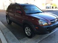 Picture of 2009 Hyundai Tucson SE 2.7, exterior, gallery_worthy