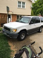 Picture of 2000 Mercury Mountaineer 4 Dr STD SUV, exterior