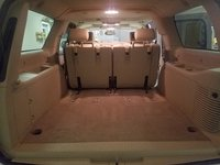 Picture of 2009 Chevrolet Suburban LT2 1500 4WD, interior