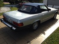 Picture of 1980 Mercedes-Benz SL-Class 500SL, exterior, gallery_worthy
