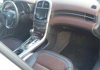 Picture of 2013 Chevrolet Malibu LTZ, interior