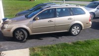 Picture of 2007 Suzuki Forenza Convenience Wagon, exterior, gallery_worthy